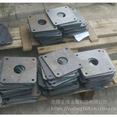 无锡碳钢铁板激光切割冲孔剪折加工,不锈钢板激光切割件
