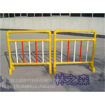 林森玻璃钢电力护栏供应 玻璃钢围栏批发