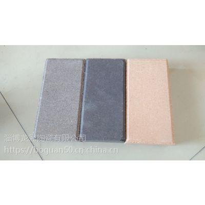 山东淄博陶瓷透水砖、景观砖-执行标准