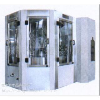 【厂家直接供应】QGF-1200型1200桶旋转式果汁饮料热灌装设备