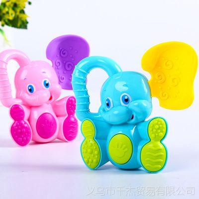 母婴用品环保益智早教宝宝摇铃婴儿牙胶厂家货源玩具现货批发