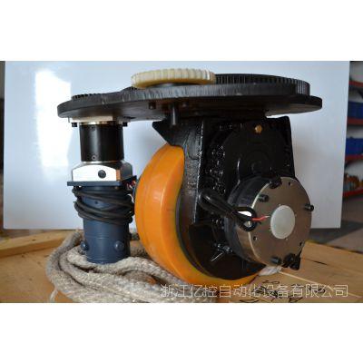 MRT10卧式舵轮,转弯,横移进口CFR舵轮,瑞士AGV叉车自然导航控制