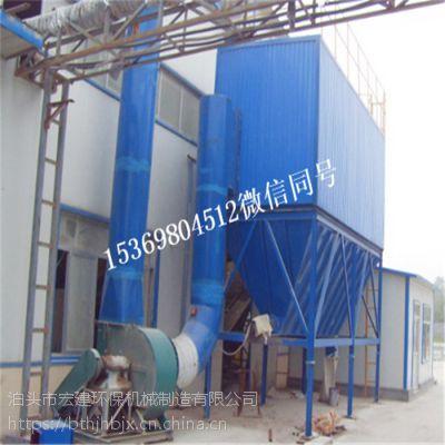 化工厂专用ppt96-6脉冲布袋除尘器生产