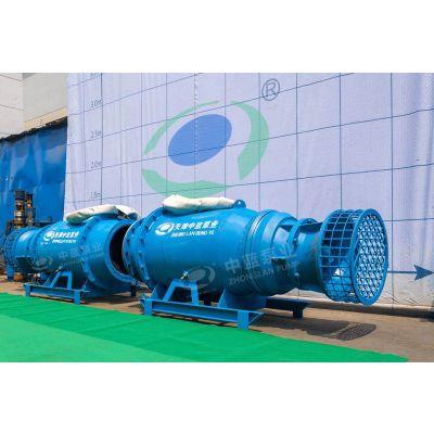 800QZB-100J潜水轴流泵-1万方-不锈钢-耐腐蚀