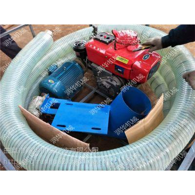 移动式黄豆抽粮机 场上作业设备 车载玉米高粱吸粮机