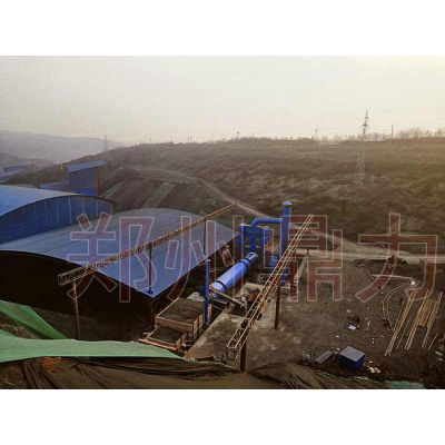 煤炭烘干机厂家哪家好,日处理量及报价一览表_郑州九天机械