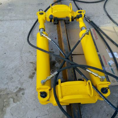 YLS-900型钢轨拉伸机 液压钢轨拉伸器型号 YLS-900型液压钢轨拉伸器