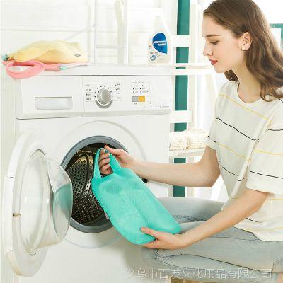 SAFEBET 多用途洗衣机专用加厚鞋子护洗袋 可悬挂保护洗鞋袋