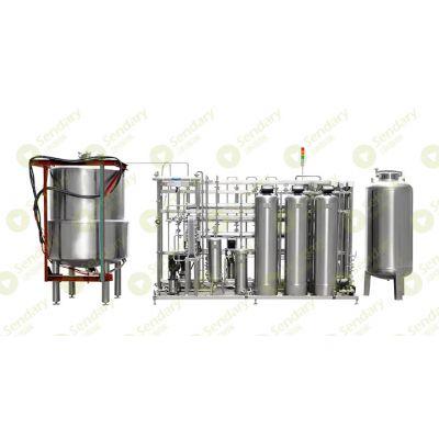 制药纯化水设备 交货周期短 科瑞供应