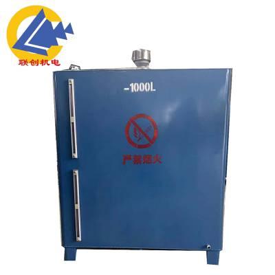 供应200L柴油发电机组分体日用型油箱 发电机组油箱生产厂家