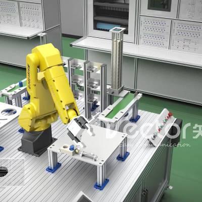 专业工业机械产品三维动画制作。