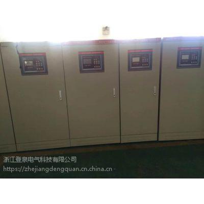 浙江登泉90KW星三角降压启动一用一备/CCCF消防泵控制柜/水泵控制装置