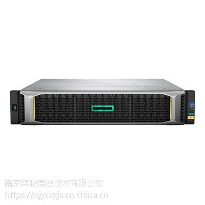 HPE MSA 2050双控制器SAN网络存储
