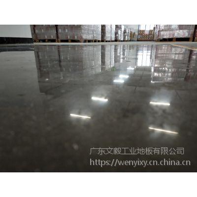 黄圃镇工厂水泥地固化+东升镇水泥渗透地坪、钢化地坪