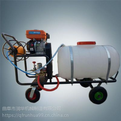 卫生防疫喷雾器 农作物防虫打药机 大宽幅高压喷雾机