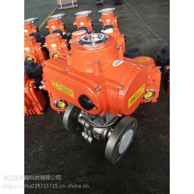 拓尔普生产精小型电动执行器,防爆电动头,资质齐全,质量保证