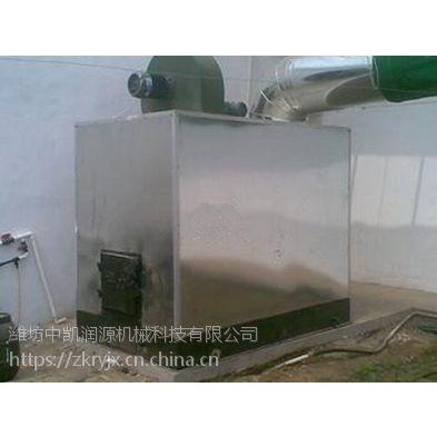ZKRY-10养殖燃气热风机 畜牧用燃油热风机育雏暖风机
