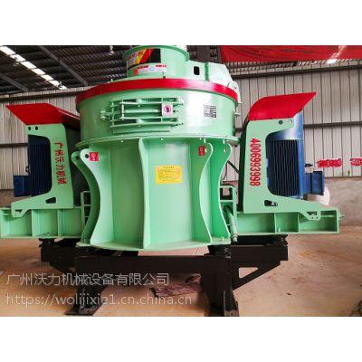 【沃力机械】建筑砂石骨料制砂的三种设备|广东珠海制沙机