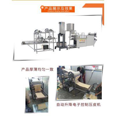 豆腐皮机包教技术 不锈钢豆腐皮机价位 操作简单节能环保