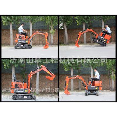 太原SD12S小型挖掘机图片 价格