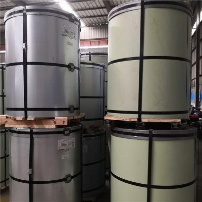 宝钢150镀铝锌PVDF彩涂板,可以质保25年产品。
