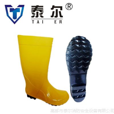 防化靴  耐酸碱胶靴 防护鞋chemical splash boot
