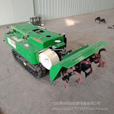 湖南js-28履带式果园开沟机生产厂家