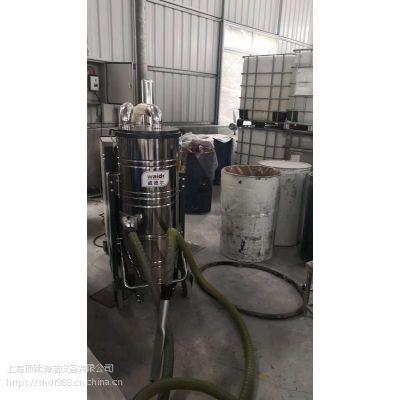 威德尔大功率工业吸尘器移动式粉尘收集器干湿两用吸小石子铁渣