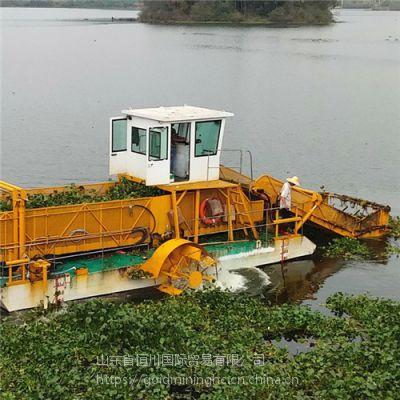 恒川库区全自动清漂设备 环保清洁机械 多功能水面清洁船