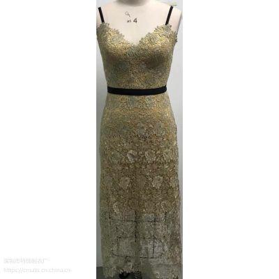 欧美 新款, 连衣裙,女装裙,2019款,淑女奔放风格