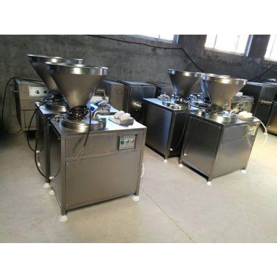 红肠自动灌肠机厂家-自动灌肠机厂家-诸城利特机械(查看)