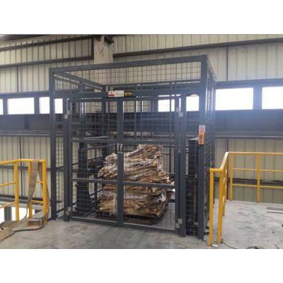 厂家直销升降货梯/吉林液压升降货梯/1吨到10吨液压升降台/