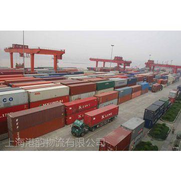 上海到北京燕郊走海运几天到港海运费多少钱