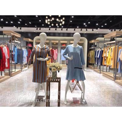 19春季森女系品牌女装木子衣芭厂家直销货源渠道批发进货