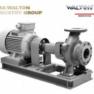 进口卧式离心泵 美国WALTON沃尔顿