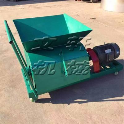 高粱破碎机 酿酒机械设备 扬茬机定做加工厂家