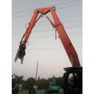 挖掘机长臂-铭德机械-挖掘机长臂价格