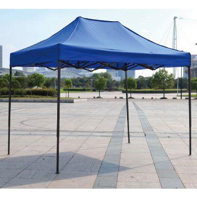 折叠户外帐篷伞厂家直销 摆摊防雨展览广告帐篷定制logo 遮阳篷批发