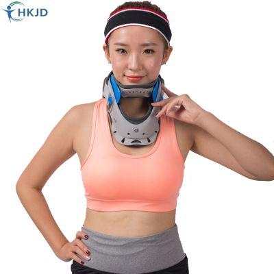 进口 颈托家用护颈椎支撑医用固定器 成人透气护颈套斜颈歪脖子矫正 贴牌代工