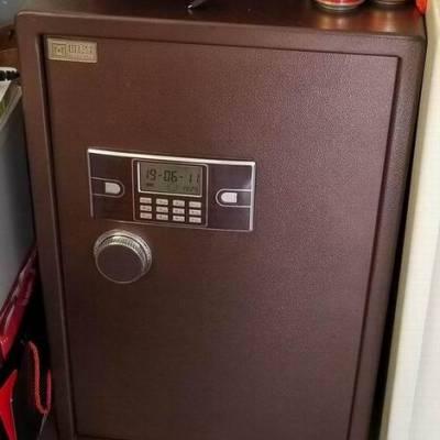 东莞硬货正品明得保险柜箱君子藏器于身,待时而动MDSAFES6148