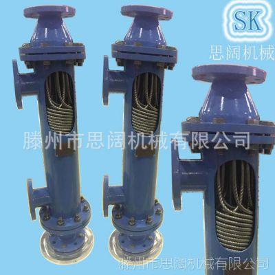 高效汽水换热器 暖通地热供暖蒸汽换热器 缠绕管换热器