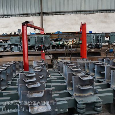 单轨吊矿用生产厂家 液压电缆悬挂单轨吊 风云