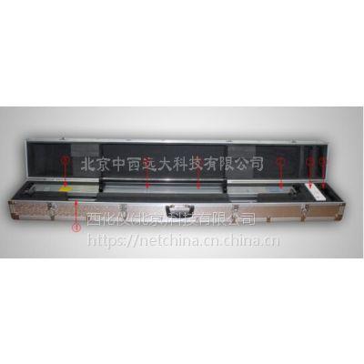 中西 钢轨直度测量尺 型号:SO75-ZDY-SJ-ATA-01-CW1库号:M19039