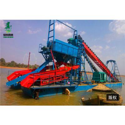 上海淘金专用离心机|绿水-LS淘金设备|四川挖沙船厂家直销