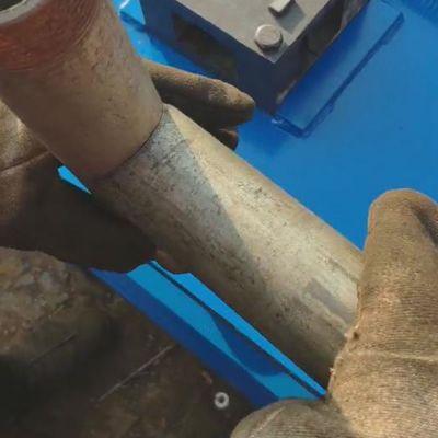 电动冲弧机 不锈钢护栏对接电动弧口机 圆铁管电动冲弧机
