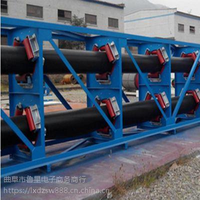 贺州管状皮带机 避免漏料来图生产
