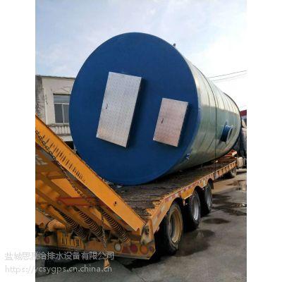 襄樊一体化预制泵站生产厂家