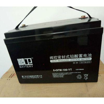 精卫蓄电池总经销 精卫蓄电池6-GFM-65-YT图片