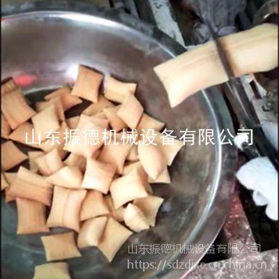 菏泽供新型膨化机 小型江米棍机 振德 热销 五谷杂粮彩色玉米膨化机