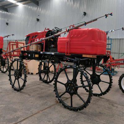 农用大型打药机价格 四轮自走式打药机多少钱